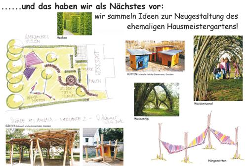 Unser Gartenprojekt