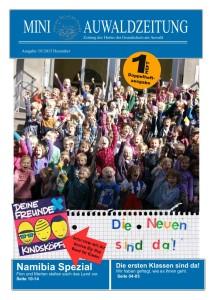 Mini-Auwaldzeitung 27 / November 2015